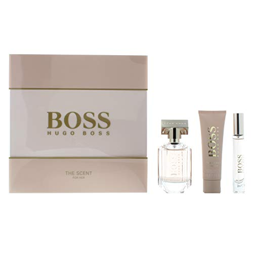 Hugo Boss The Scent For Her Set de Regalo - 3 Piezas