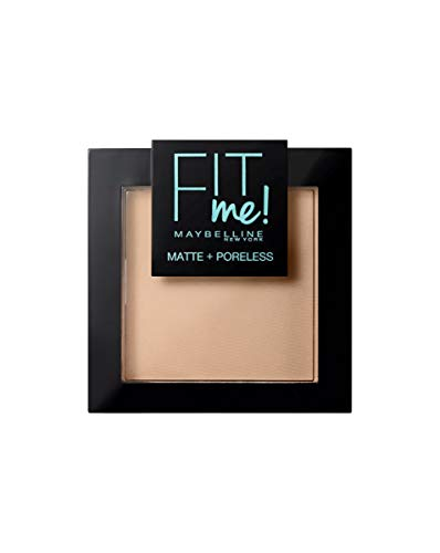 Maybelline New York Fit Me - Polvos Compactos...