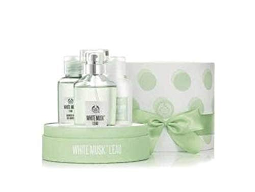 Set de regalo de almizcle blanco L'Eau EDT de 60 ml de...