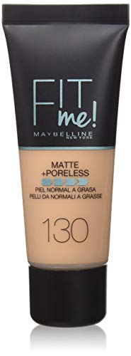Maybelline New York Base de Maquillaje Fit Me (Mate y...