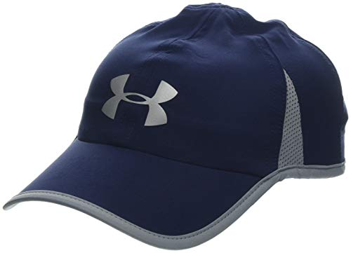 Under Armour Men's Shadow Cap 4.0 Gorra, Hombre, Azul...