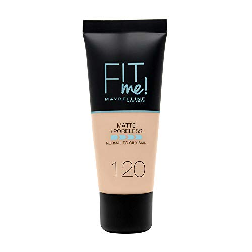 Maybelline New York - Fit Me, Base de Maquillaje Mate...