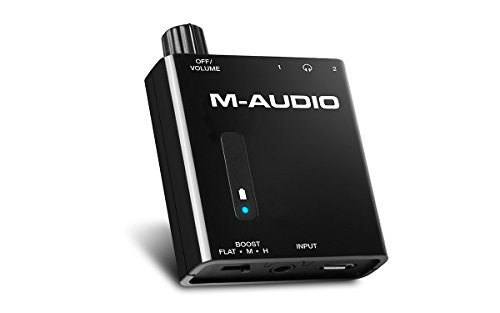 M-Audio Bass Traveler - Basse portable...