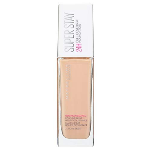 Maybelline New York Base de Maquillaje Superstay 24H...