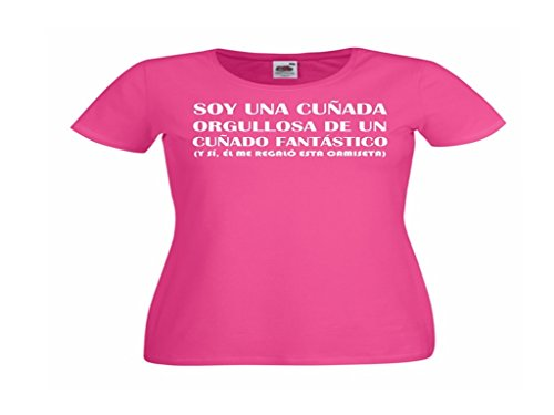 Camisetas divertidas Child cuñada Orgullosa de un...
