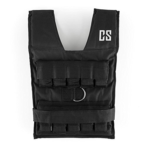 CAPITAL SPORTS Monstervest Chaleco lastrado relleno de...