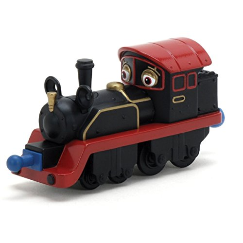 Chuggington StackTrack LC54006- Abuelo Pete, locomotora...