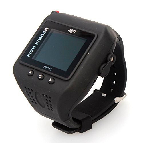 Reloj Buscador de peces inalámbrico Fish Finder +...