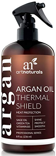 ArtNaturals Thermal Hair Protector Spray - Spray de...