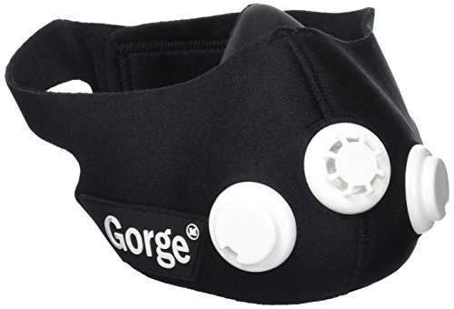 Gorge Fitness High Altitude Training Mask
