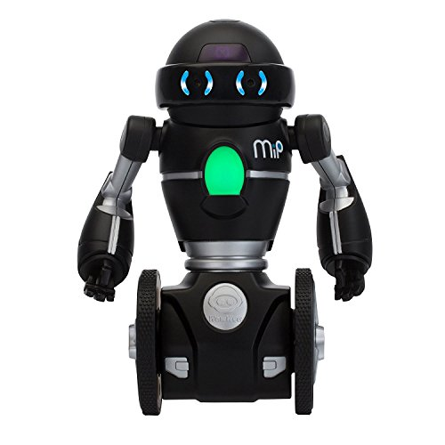 Wow Wee- MIP Robot, Color Negro (WowWee 0825)