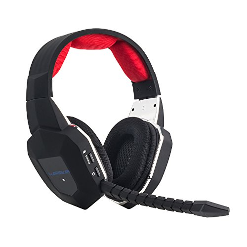 [Regalo Original] HAMSWAN Auriculares Gaming...