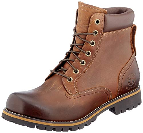 Timberland Rugged 6 Inch Plain Toe Waterproof, Botas...