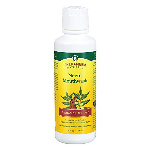 Organix South: Neem Enjuague Bucal Canela, 473,2 Ml