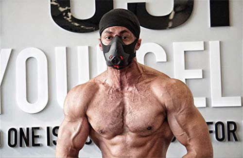 Sport Workout Training Mask Hypoxic Breathing...