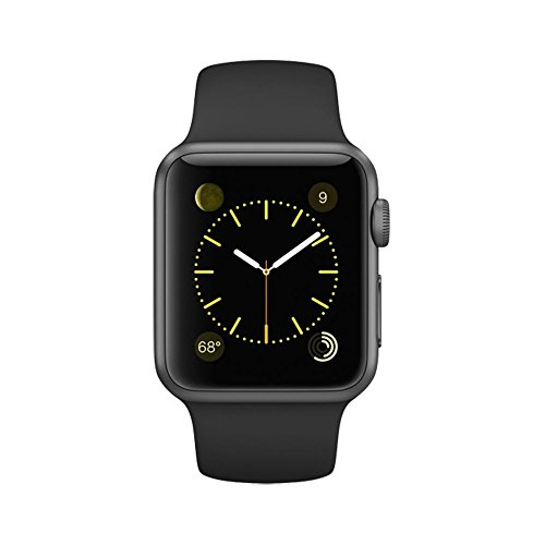 Apple Watch Sport (negro 38mm)