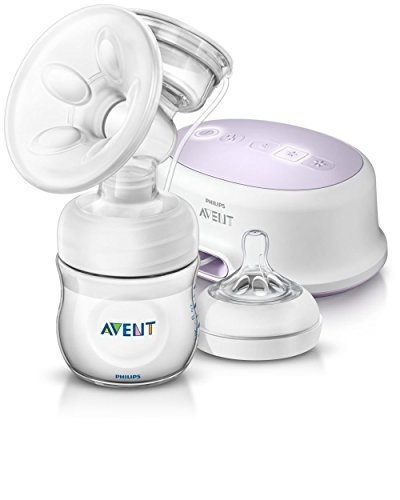 Philips Avent SCF332/01 - Sacaleches, extractor de...