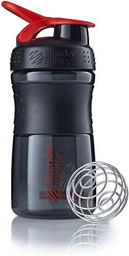 BlenderBottle Sportmixer Botella de agua | Botella...