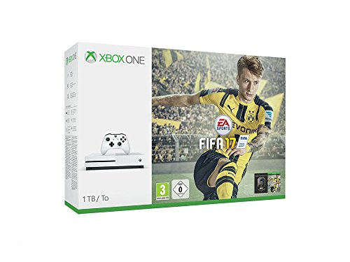 Xbox One S 1 TB + FIFA 17 [Bundle Limited]...
