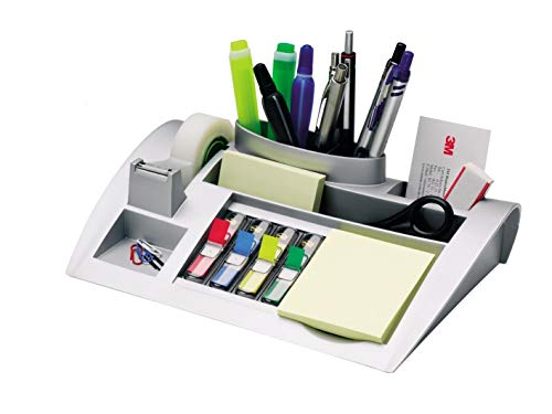 3M Post-it C50 - Organizador de escritorio – Incluye...