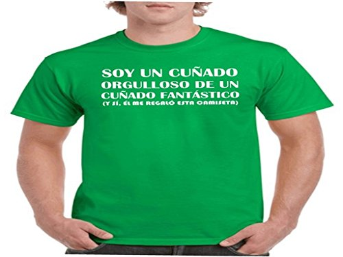 Camisetas divertidas Child cuñado Orgulloso de un...