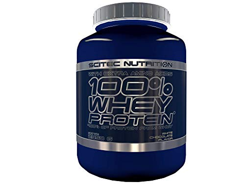 Scitec Nutrition 100%  Whey Protein Proteína Chocolate...