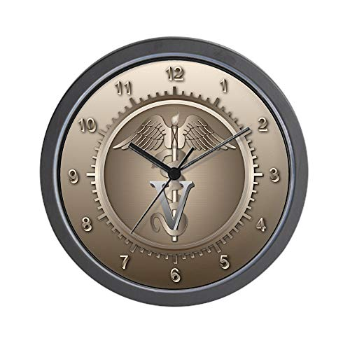 Veterinario CafePress – Reloj de pared – Unique...