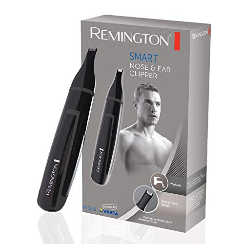 Remington NE3150 Smart -Cortapelos de Vello, Nariz y...