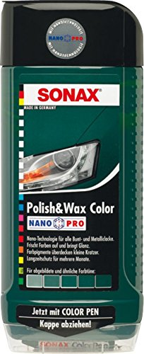 SONAX 02967000 Polish & Wax - Cera de Color para Coche,...
