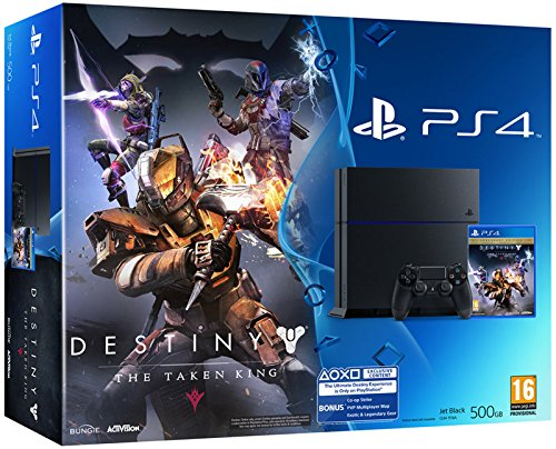 Playstation 4: Console 500 GB C Chassis + Destiny: Il...