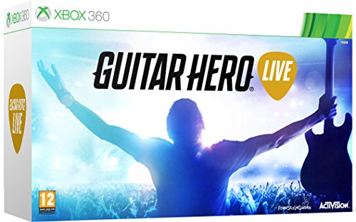 Guitar Hero Live With Guitar Controller [Importación...
