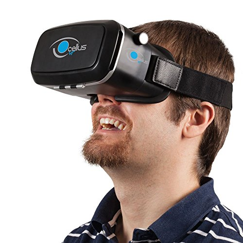 Gafas realidad virtual 3D VR compatibles con iPhone y...