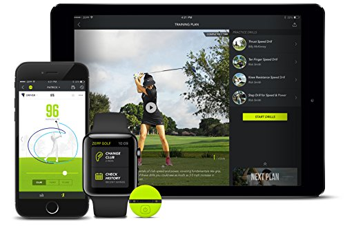 Zepp 2.0 – Analizador de Swing de Golf 3D Analizador...