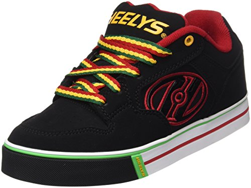 Heelys Motion Plus, Zapatillas Unisex niños, (Black...