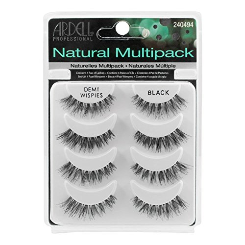 Ardell 4 Pairs Demi WISPIES Natural Multipack False...