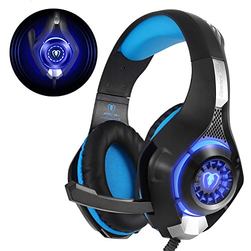 Beexcellent GM-1 - Auriculares Gaming para PS4, PC,...