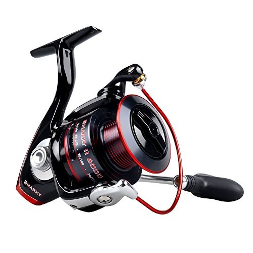 KastKing Sharky II Fishing Reel - Smooth Spinning Reel...