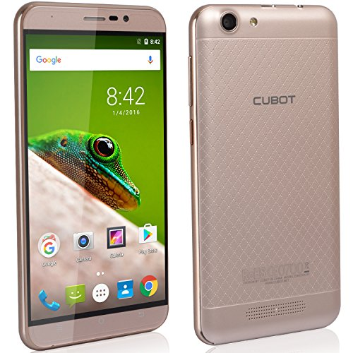 Cubot Dinosaur - Smartphone Libre 4G Android 6.0...