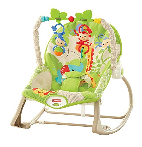 Fisher-Price Hamaca crece conmigo monitos divertidos,...