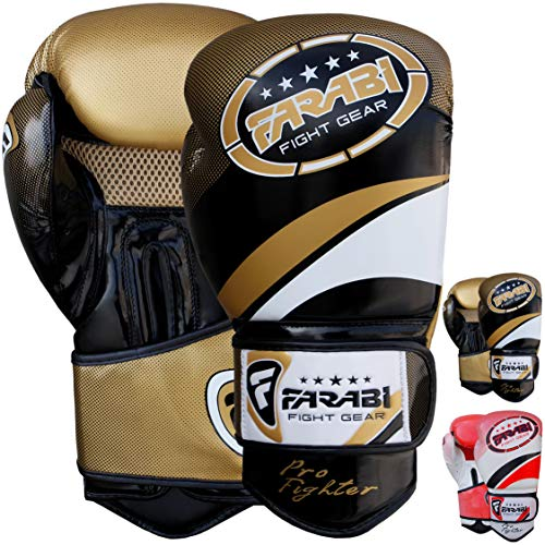 Farabi Boxing Gloves Boxing Gloves for Training...